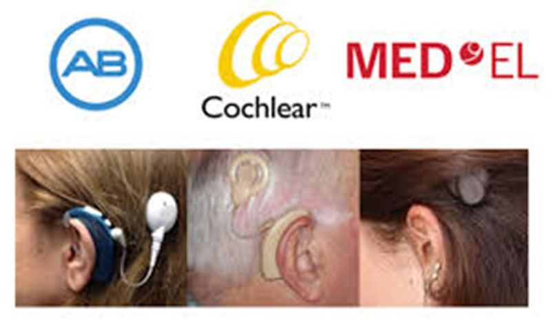 Cochlear implant Brands