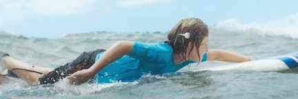 Surfing with cochlear implants