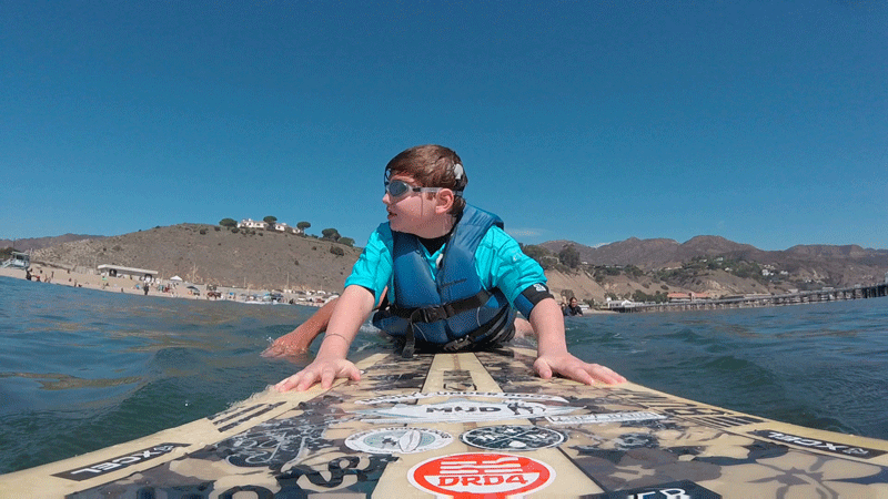 Surfing with cochlear implant